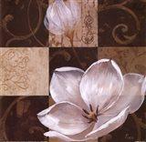 Southern Garden II Grid Art Print