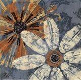 Berkeley's Flowers I Art Print