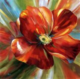 Island Blossom I Art Print
