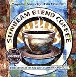 Sunbeam Blend Coffee Art Print
