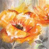 Orange Crush I Art Print