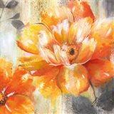 Orange Crush II Art Print