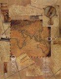 Destinations II Art Print