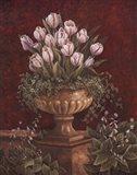 Alexa's Tulips Art Print