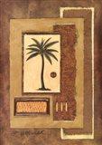 Caracas Palm I Art Print