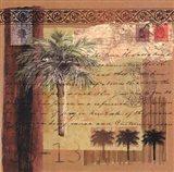 Circa Palm I Art Print