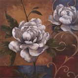 Floral Medley II Art Print