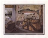 Trout Valley Art Print