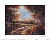 Fall Splendor Art Print