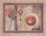Asian Elements IV Art Print