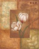 Tulip Dance II Art Print
