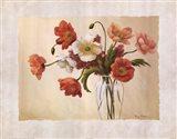 Cynde's Poppies Art Print