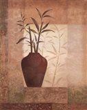 Bamboo Shadow I Art Print