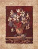 Arlene's Bouquet II Art Print