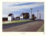 Route 6, Eastham Art Print