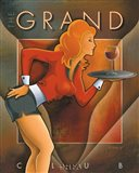 The Grand Club Art Print