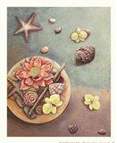 Zen Contentment I Art Print
