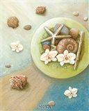 Zen Contentment II Art Print