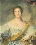 Madame Victoire de France Art Print