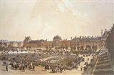 Palais des Tuileries Art Print