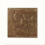 Copper Capital Icon Art Print