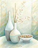 Serenity Spa I Art Print