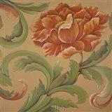 Baroque Flower II Art Print