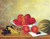 Still Life with Red Apples Art Print
