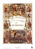 Member - Fire Department, 1877 Art Print