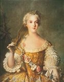 Madame Sophie de France Art Print