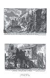 Veduta degli Avanzi Art Print
