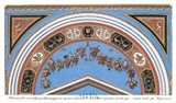 Detail/Loggia in the Vatican I Art Print