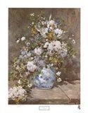 Spring Bouquet, 1866 Art Print