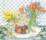 Garden Spectrum Art Print