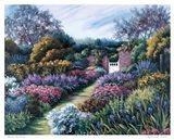 Dorset Gateway Art Print