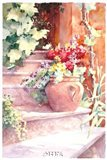 Afternoon in Provence Art Print