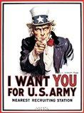 I Want You... Art Print