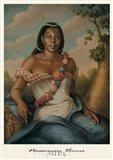 Nassauan Venus Art Print