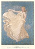 The Breeze, 1895 Art Print