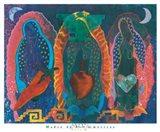Madre De Las Americas Art Print