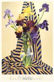 Royal Colours Art Print