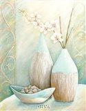 Serenity Spa II Art Print