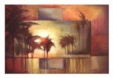 Tropical Realm I Art Print