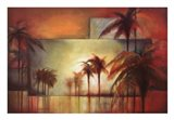 Tropical Realm II Art Print