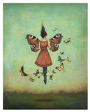 Imago Sky Art Print