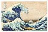 The Great Wave off Kanagawa Art Print