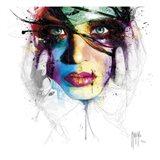 Coralie I Art Print