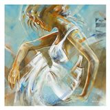 Ocean Breeze I Art Print