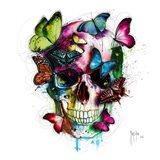 Les couleurs de l'ame I Art Print