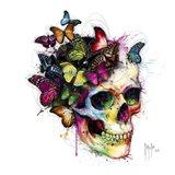 Les couleurs de l'ame II Art Print